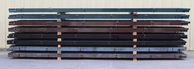 Pro-Steel steel landscape edging